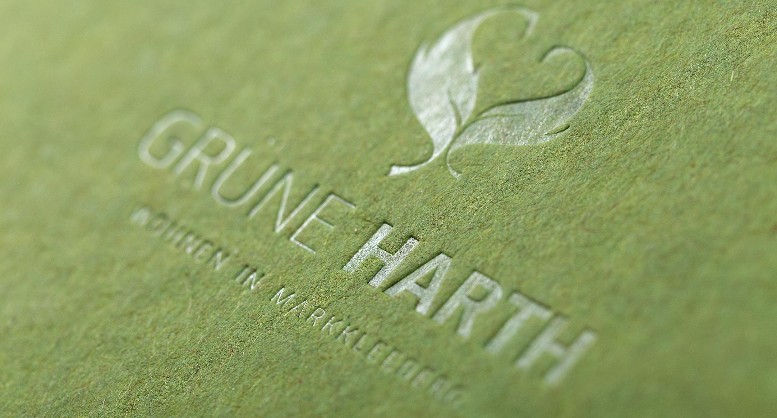 Grüne Harth